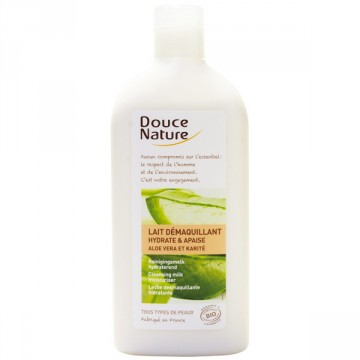 Lait démaquillant hydratant bio - 300 ml - Douce Nature