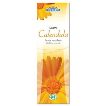 Baume Calendula à la silice - bio - 50 ml - Biofloral