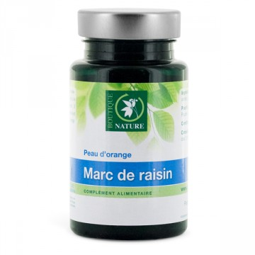 Marc de raisin - Boutique Nature - 90 gélules