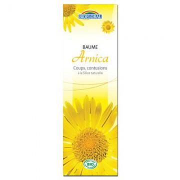 Baume Arnica à la Silice Bio - 50 ml - Biofloral