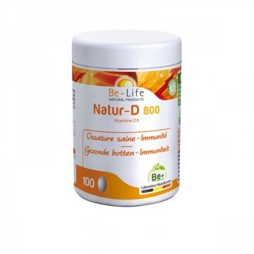 Nature D - 800 Biolife - 100 capsules