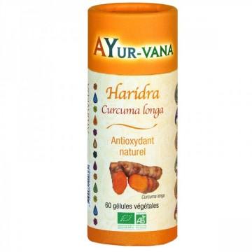 Haridra Bio, 60 gélules - Ayurvana