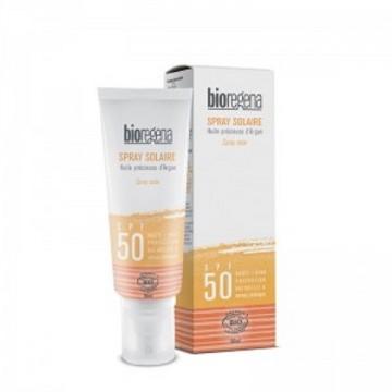 Spray Solaire Kids Bio SPF50 Bioregena - 90 ml