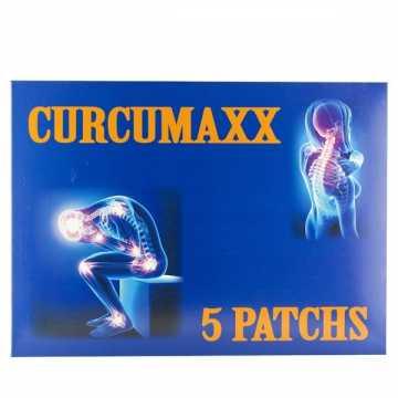 Curcumaxx - boite de 5 patchs - Biocible