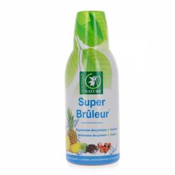 Super Brûleur Fluide - 500 ml - Boutique Nature