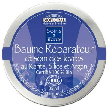 Baume Réparateur et Soin des Lèvres - Biofloral