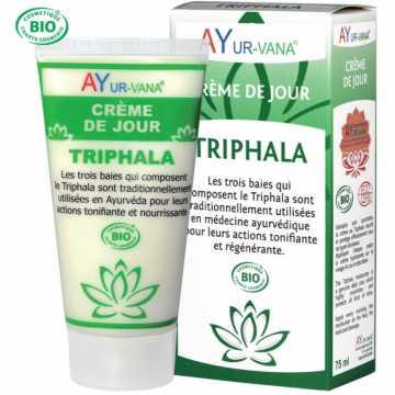 Crème Triphala visage Bio : antioxydante, anti-âge