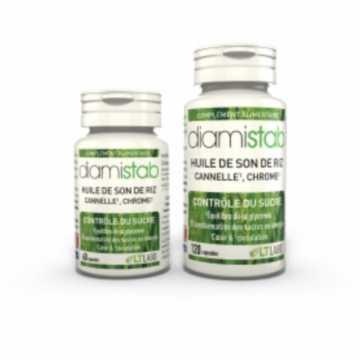 Diamistab - 60, 120 gélules - LT Labo