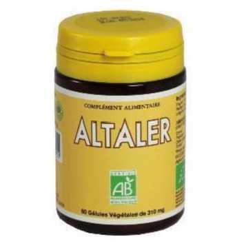 Altaler Bio, 60 gélules - Abeille Forestière : Contre les allergies