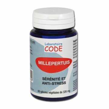 Millepertuis - 60 gélules - laboratoire Code