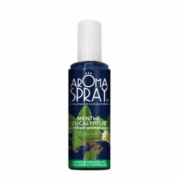 Aromaspray Menthe-Eucalyptus- 100 ml - laboratoire saint come