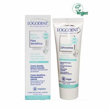 Dentifrice blancheur Bio - 75 ml - Logona