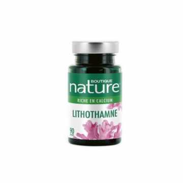 LITHOTAMNE - 90 Gélules - Boutique Nature