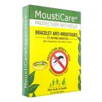Bracelet anti-moustiques - mousticare