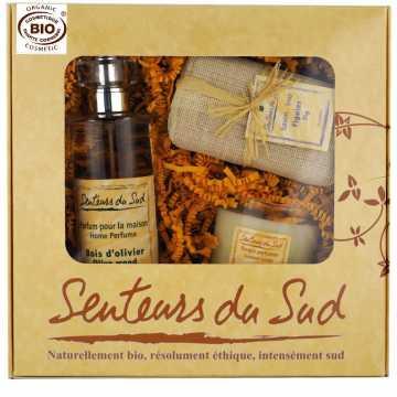 """Coffret """"Maison"""" Esprit de Provence - Senteurs du Sud"""