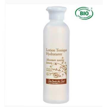 Lotion Tonique hydratante à l'huile d'Argan BIO - 200 ml