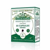 Huile de Haarlem - 60 capsules enrobées