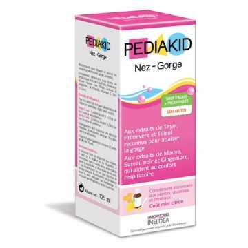Sirop Pediakid® - nez et gorge - 125 ml