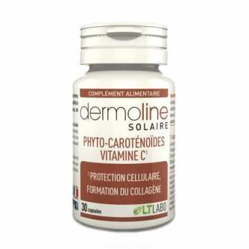 Dermoline Solaire - 30 gélules - Lt Labo
