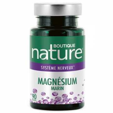 Magnésium marin - 90 comprimés - Boutique Nature