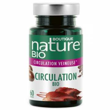 Circulation Bio - 60 gélules - Boutique Nature