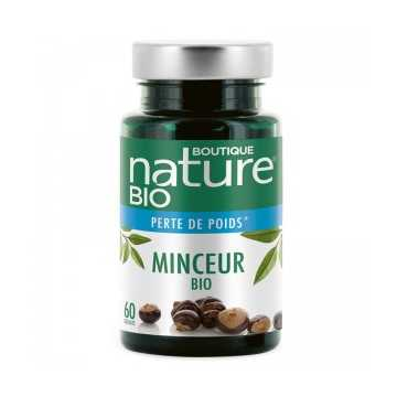 Minceur Bio - 60 gélules - Boutique Nature