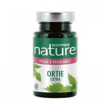 Ortie Extra Concentré - 60 gélules - Boutique Nature