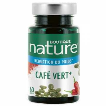 Café Vert - 60 gélules - Boutique Nature