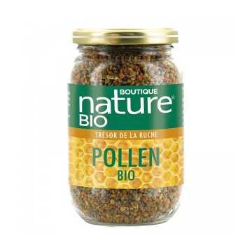 Pollen multifloral Bio - 230 g - Boutique nature