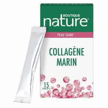 Collagène marin boisson - 15 sticks - Boutique nature