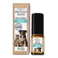 Fleurs de Bach Bio - animaux tristes - 10 ml - Provence Santé