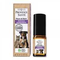 Fleurs de Bach Bio - animaux agressifs - spray 10 ml - Provence Santé