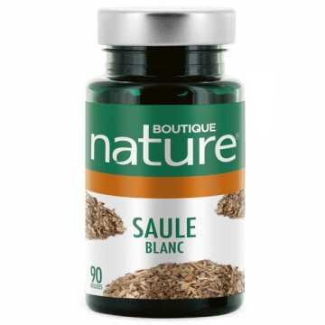 Saule Blanc - 90 gélules - Boutique Nature -