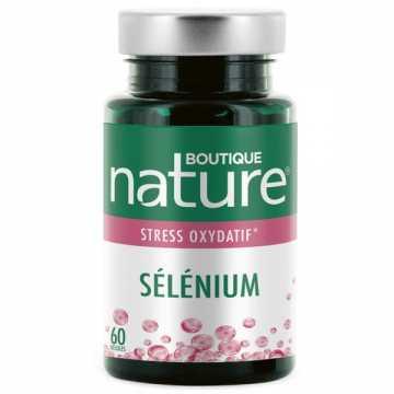 Sélénium - 60 comprimés - Boutique Nature