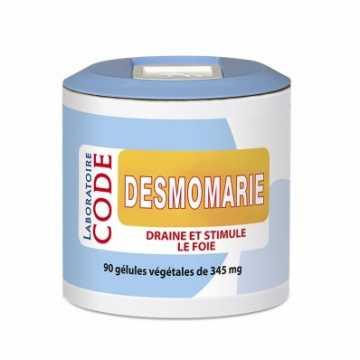 Desmomarie - 90 gélules - Laboratoire Code