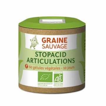 Stopacid BIO Articulations - 60 gélules - Graine Sauvage