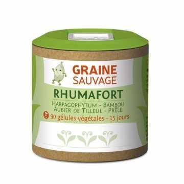 Rhumafort - 90 gélules -Graine Sauvage