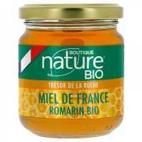 Miel de Romarin bio - 250 g - Boutique Nature
