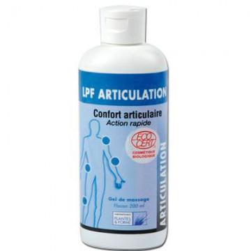 Gel Articulaire Bio - Plante et Forme - 200 ml