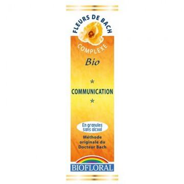 Communication - Fleurs de Bach granulés Bio