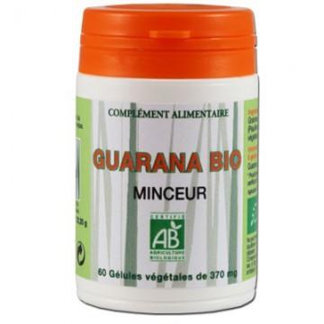 Guarana bio - Brasil - 60 gélules