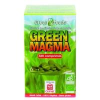 Green Magma : 320 comprimés