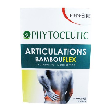 Bambouflex - 20 ampoules - Phytoceutic