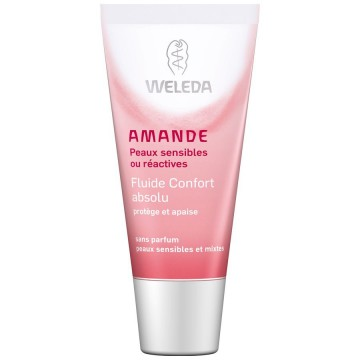 Amande Fluide Confort absolu - Weleda