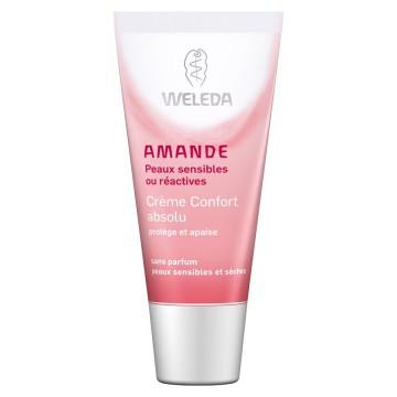 Amande Crème Confort absolu - Weleda