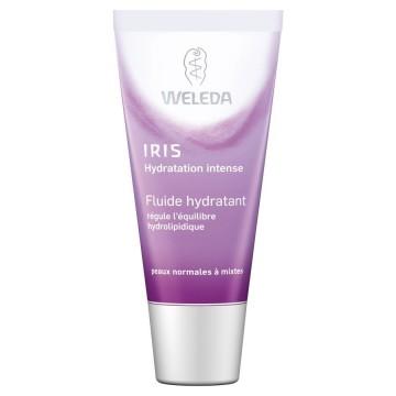Iris Fluide hydratant - Weleda