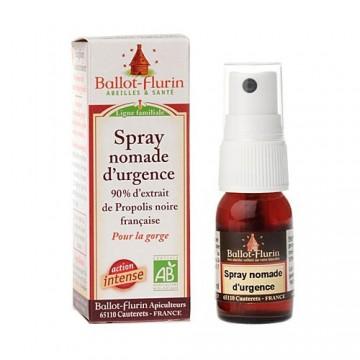Spray nomade d'urgence Bio - Ballot -Flurin