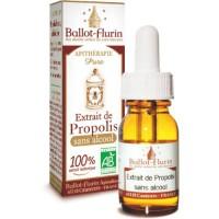 Extrait de propolis sans alcool Bio - Ballot - Flurin