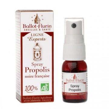 Spray propolis Bio (sans alcool ) - 15 ml - Ballot - Flurin